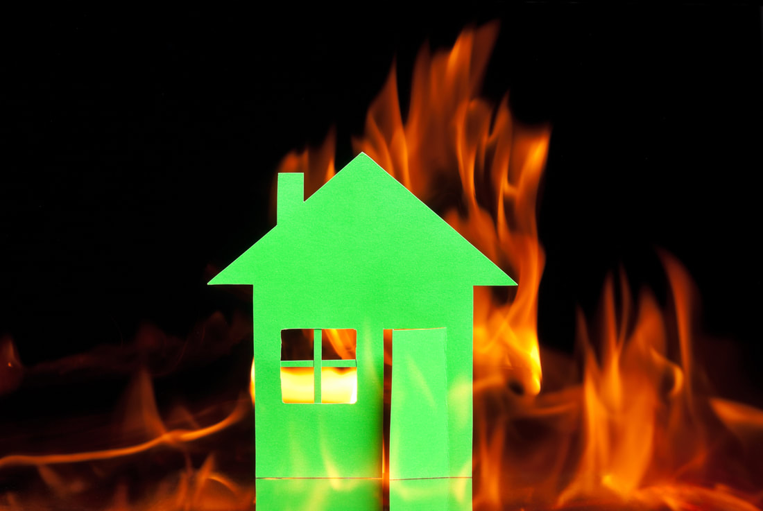Fire-Related Deaths at Home On the Rise