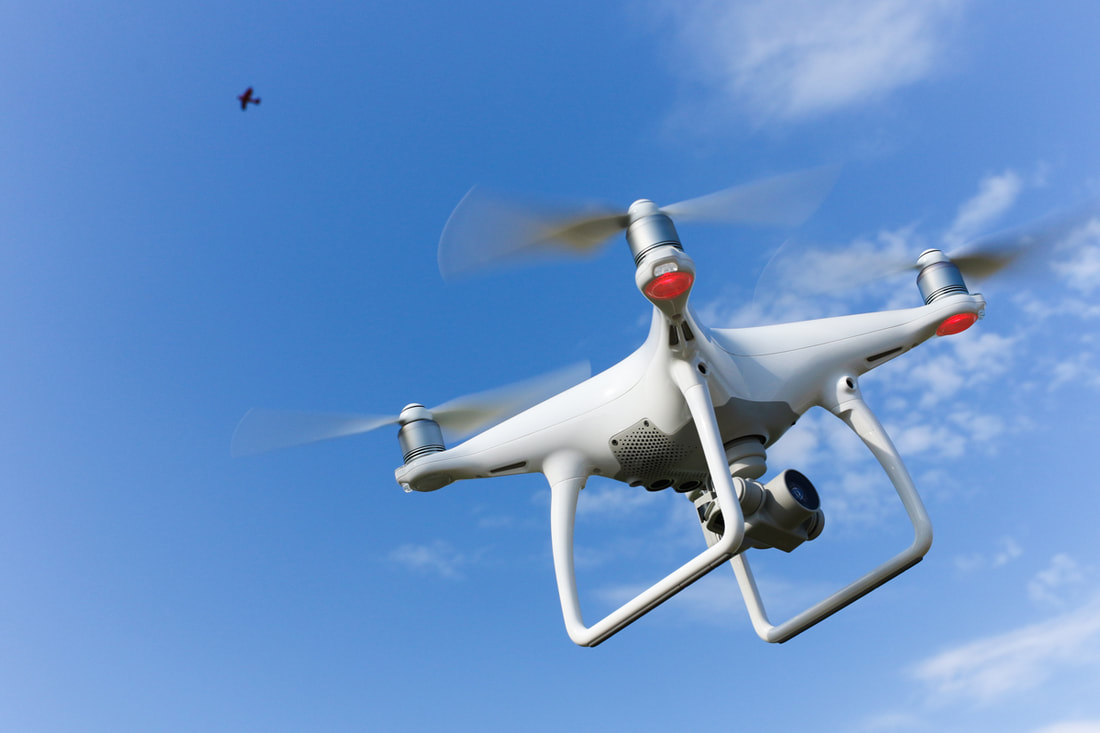 How Commercial Drone Use Creates a New Liability for Businesses