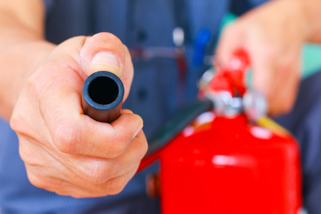 Why Ask About Fire Extinguishers in a Residential Inspection?