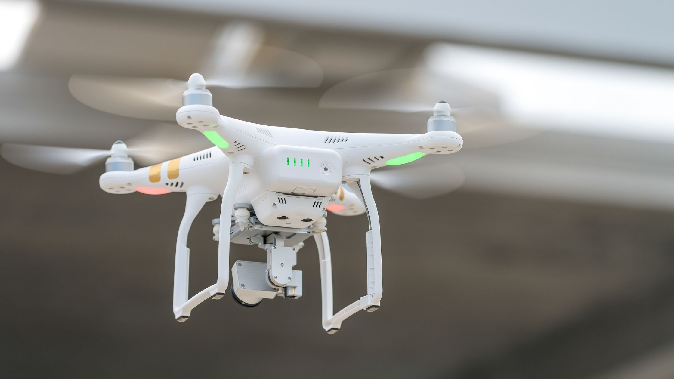 Emerging Inspection Technology - Smartphones and Drones